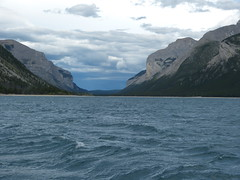 Lake Minnewanka (Thomas Kelly 48) Tags: panasonic lumix fz150 canada ab alberta banff jasper lakeminnewanka lake minnewanka
