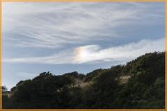 Sand Bay Sun dog (mistagain1 Thanks for the comments and Faves) Tags: nikon d750 dslr august 2016 summer gb uk england somerset sandbay sky cloud sundog