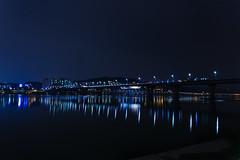 Seoul: The Han River (stuckinseoul) Tags: photo asian  seoul asia sigma2470mmf28exdghsm southkorea city canoneos6d korea capital photograph  river bridge hanriver republicofkorea hangang park iseoulu  i u korean