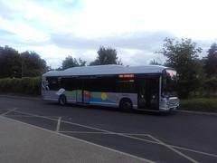 Lacroix rseau Le Parisis Heuliez GX 337 hyb DW-517-PS (95) n1012 (couvrat.sylvain) Tags: bus autobus lacroix parisis herblay beauchamp gx337 hybride gx 337 heuliezbus heuliez