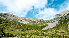 Babo Hagai (/ Mt.Sylvia) glacial cirque () Tags: taiwan     mountain glacial cirque glacialcirque  babohagai mtsylvia mahamayan sekoan