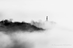 Pacem in Terris (Fernando.P.Photo) Tags: brume nature paysage bw spiritofphotography brillant