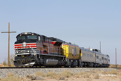 Union Pacific 1996 Magma Jct AZ 11-15-2011 (Frater Operator) Tags: unionpacific spheritage southernpacific up1996