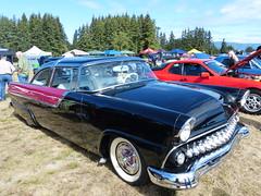 1955 Ford Crown Victoria (bballchico) Tags: 1955 ford crownvictoria custom mikejudi carshow