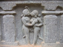 Hosagunda Temple Sculptures Photos Set-1-Erotic sculptures (5)