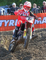 Graeme Irwin (welloutafocus) Tags: mx scrambling racing honda