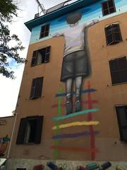 Roma - Streetart Tor Marancia (carlogalletti) Tags: roma murales tor marancia street art carlog bambino seth