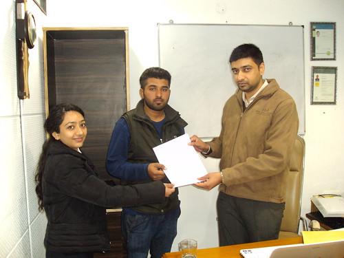 Director handling Australia Student visa to Parminder Singh Toor