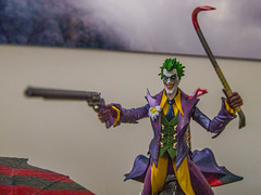 The Harlequin of Hate (misterperturbed) Tags: dccomics thejoker shfiguarts