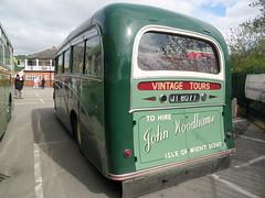 Bedford JT8077_3451 (pjlcsmith2) Tags: bedford brooklands londonbusmuseum 42ndspringgathering