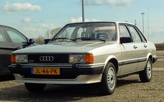 1983 Audi 80 CD (peterolthof) Tags: audi 80 jl46pk sidecode4 audi80 peterolthof
