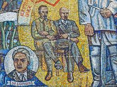 Kashira-2 (Moscow region) (denisromodin) Tags: russia mosaic frieze   moscowregion