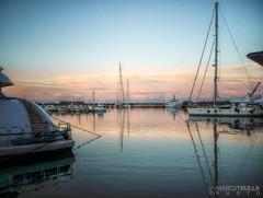 Sunset @ Marina of #Loano (Ragnarkkr) Tags: italy marina yacht liguria savona loano tonemapping hdrphotography rivieradellepalme luminancehdr marinadiloano