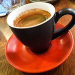 Long black coffee at Where is Henry? cafe in Malvern thumbnail