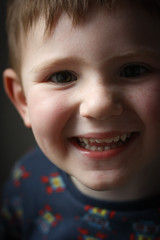 Happy morning (Picture Simon) Tags: life morning portrait cute smile proud laughing fun happy dad child sweet live son enjoy