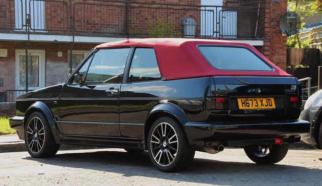 auto golf volkswagen 1991 clipper cabriolet karmann 1781cc lindvale