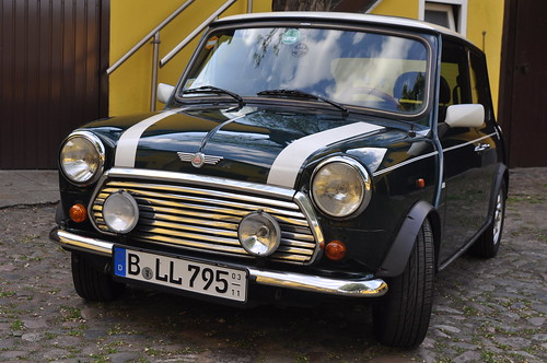 Mini Cooper 1.3i MK II (MK VI) (1995)