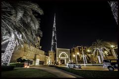 THE PALACE (worldwotcha) Tags: lights dubai nightshot palace emirates arab arabia nightsky nightscene thepalacehotel burjkhalifa