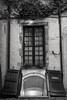 Down to the cellar (Jochem.Herremans) Tags: door city blackwhite chair belgium belgie streetphotography belgië eat be lonely antwerp hungry cellar antwerpen reastaurant vlaamsgewest vlaaikesgang