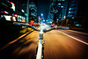 TOKYO NIGHT CRUISING (ksnyan_1975) Tags: building bike bicycle night cosina wide bridgestone 15 super cycle alpha voightlander 15mm a7 swh heliar nitto vm madeinjapan superwideheliar njs citybike tokyocity alpha7 α7 bridgestonebicycle bridgestonebike neocot bridgestonecycle a7m2 ネオコット ilce7m2 α7ⅱ bridgestoneneocot シティバイク