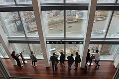 The Shard Observation Deck (big_jeff_leo) Tags: city england london tower thames view shard skyscrapper