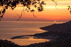 Last ray (savolio70) Tags: sunset last tramonto ray sole calabria ultimo raggio cetraro lastray ultimoraggio savolio stefanoavolio