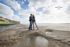 Lydie & Sebastien (mickael.lootens) Tags: cap blancnez escalles photographe lootens mariage engagement seance pasdecalais calais