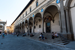 Florence 2016-67.jpg (Mike_Simons) Tags: brunelleschi firenze ospedale degli innocenti italy florence ospedaledegliinnocenti