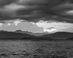 Moalboal scenery (EkimMaacap) Tags: green landscape tonalrange hdr high dynamic range fujifilmxe2 fujifilmkitlens black white monochrome moalboal cebu philippines sea ocean travel sunset