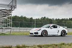 Cayman. (Jon Wheel) Tags: sports car porsche cayman gt4 millville 911r newjerseymotorsportspark