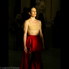 Dance II (widdowquinn) Tags: nyc newyorkcity red woman usa sun sunlight newyork dance women dancers unitedstates manhattan dancer met metropolitanmuseum themet uppereastside metropolitanmuseumofart moderndance centralparkeast