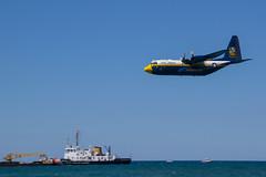 Gary Airshow (Nicola Berry) Tags: airshow nikon nikond5300 sigma18250 18250 sigma plane gary in indiana blue angels blueangels fat albert bert fatalbert coast guard