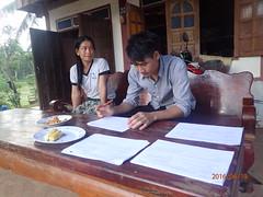 Village interview surveys