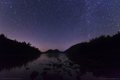 Acdia National Park (Greg from Maine) Tags: acadianationalpark acadianight jordanpond maine starlight