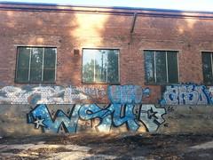Bombing science (Thomas_Chrome) Tags: street streetart art suomi finland graffiti europe can spray illegal vandalism nordic walls tampere bombing throwup