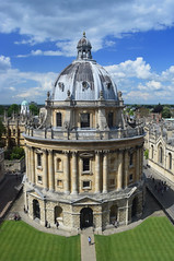 Radcliffe Camera - Oxford (Mark Wordy) Tags: city uk england university oxford oxfordshire radcliffesquare jamesgibbs radliffecamera