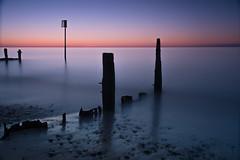 Influence (SimonTHGolfer) Tags: uk longexposure sunset england seascape nature water sunrise landscape dawn suffolk nikon d750 aldeburgh eastanglia eastcoast landscapephotography bigstopper simontalbothurnphotography