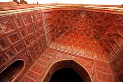 Taj Mahal 187 (David OMalley) Tags: world india heritage river site tomb taj mahal agra unesco mausoleum shah pradesh uttar jahan mughal mumtaz yamuna