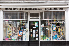 200/366 Dodgsons of Dorchester - 366 Project 2 - 2016 (dorsetpeach) Tags: dodgsonsofdorchester dodgsons ironmonger dorchester dorset england shop traditiona 366project aphotoadayforayear 365 366 2016 second365project