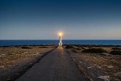 Es Cap de Barbaria (Edoardo Angelucci) Tags: geo:lat=38640931 geo:lon=1389630 formentera spain baleari lighthouse nightscape edoardo angelucci island
