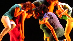 """A la Kandinsky."" (ericks.plascenciar) Tags: dance contemporary scene performance escena danza"