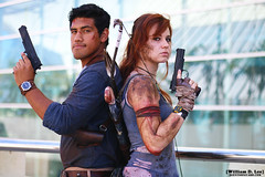 IMG_5010 (willdleeesq) Tags: comiccon comiccon2016 sdcc sdcc2016 sandiegocomiccon sandiegocomiccon2016 cosplay cosplayer cosplayers sandiegoconventioncenter laracroft nathandrake tombraider uncharted