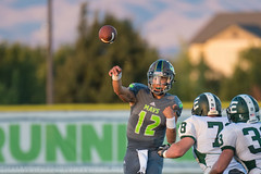 Eagle at Mountain View 8.26.16-21 (stsn8210) Tags: stsn smalltownsportsnetworkcom smalltownsportsnetwork craiglash mountainviewmavericks eaglemustangs idahofootball nikond500 sigma120300 football bestfootballphotos eagles mavericks highschoolfootball eagleatmountainview82616