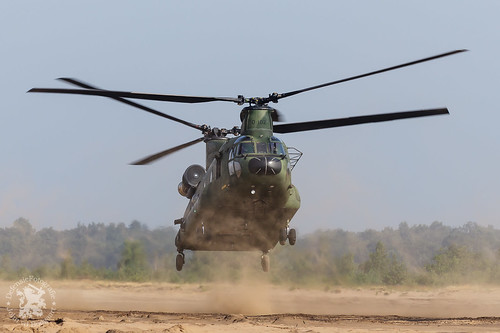 Chinook CH47-D