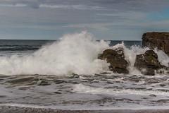 Washing Machine (Thunder1203) Tags: waves action surf ocean sanremo victoria beach sand sea rocks australian canon canonaustralia landscape