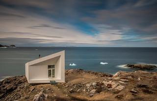 Squish Studio, Fogo Island, Newfoundland