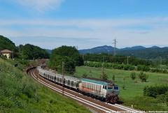 E652 069 (MattiaDeambrogio) Tags: treno treni train trains e652 069 rigoroso bisarche trenitalia xmpr