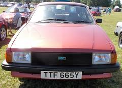 1983 AUSTIN AMBASSADOR 2000 HL 1994cc TTF665Y (Midlands Vehicle Photographer.) Tags: 1983 austin ambassador 2000 hl 1994cc ttf665y