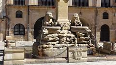 2016-8452 Soria Plaza Mayor (Wolfgang Appel) Tags: wolfgappel spanien spain espana soria plazamayor