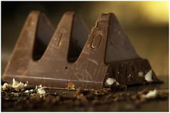 Toblerone - Explore 25 Sep 2016 (andymoore732) Tags: toblerone chocolate macro